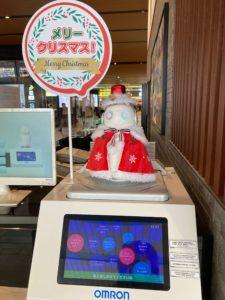大和西大寺駅ロボットリンの画像