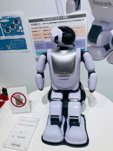 ロボティクススタジオのロボット