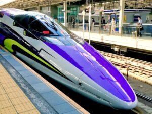 新幹線エヴァンゲリオン車両